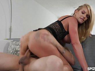 Spizoo Racheal Cavalli Busty Milf Loves Cum