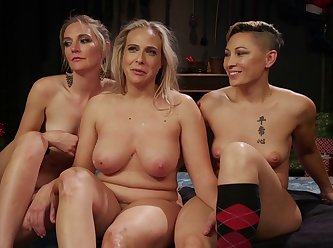 Whipped ass mona wales angel allwood and fox acecaria XXX