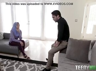 Teen hijab