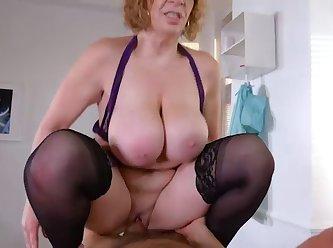 Ddf busty Sara Jay Bit Tits Milf Doc Fucked Hardcore
