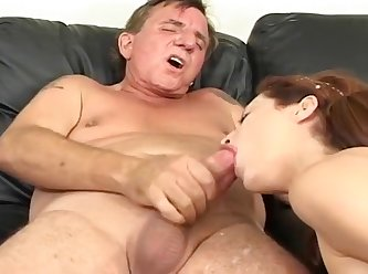 Vintage Porn With A Horny Redhead 7