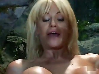 Teensdoporn - Bushy Redhead (gwen Stark) Fucked In Her First Porn 10