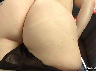Hot Ass Redhead