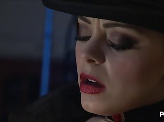 Liza Del Sierra Bangs A Couple Of Dicks 360p