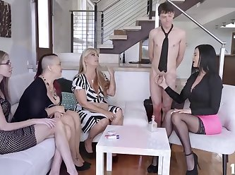 Collection Of Milfs Banging Young Men