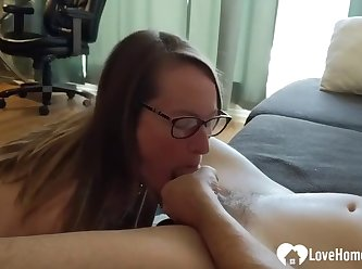 Wife In Glasses