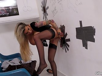 Huge Titty Bitch
