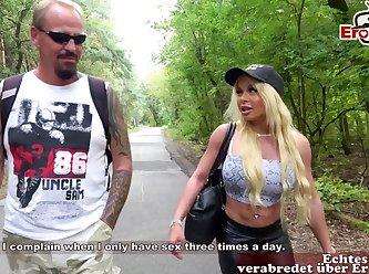German Muscle Teen Pick Up Guy For Outdoor Erocom Date