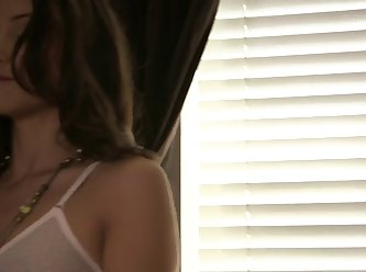 Wet Pussy Under Nice Panties 480
