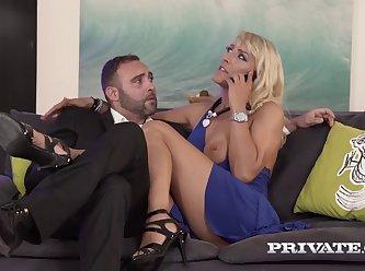 Milf Lana Vegas Stars In An Anal Threesome 480